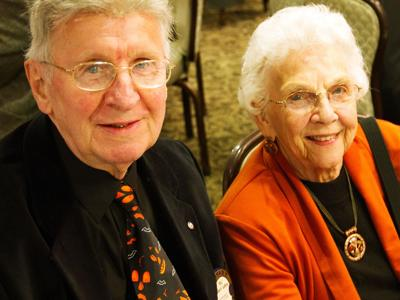 William and Grace Gullborg