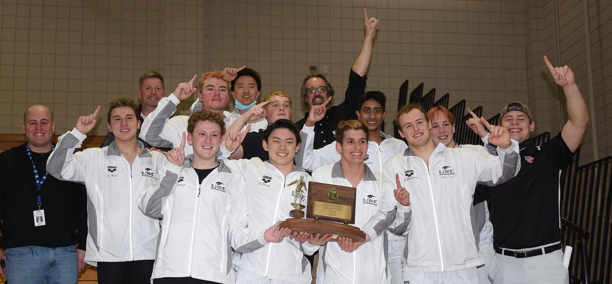 Upper St. Clair swim team