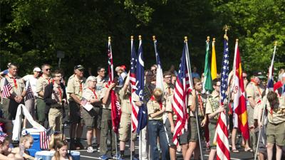 Peters Township ceremony reinforces meaning of Memorial Day
