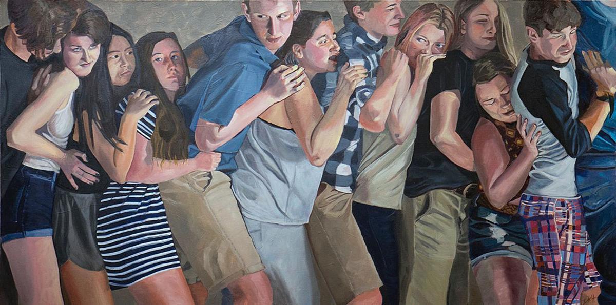 'Peer Pressure' by Deborah Holtschlag
