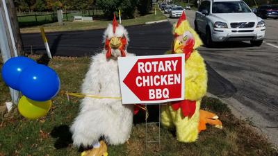 Annual Rotary Chicken BBQ scheduled in Upper St  Clair