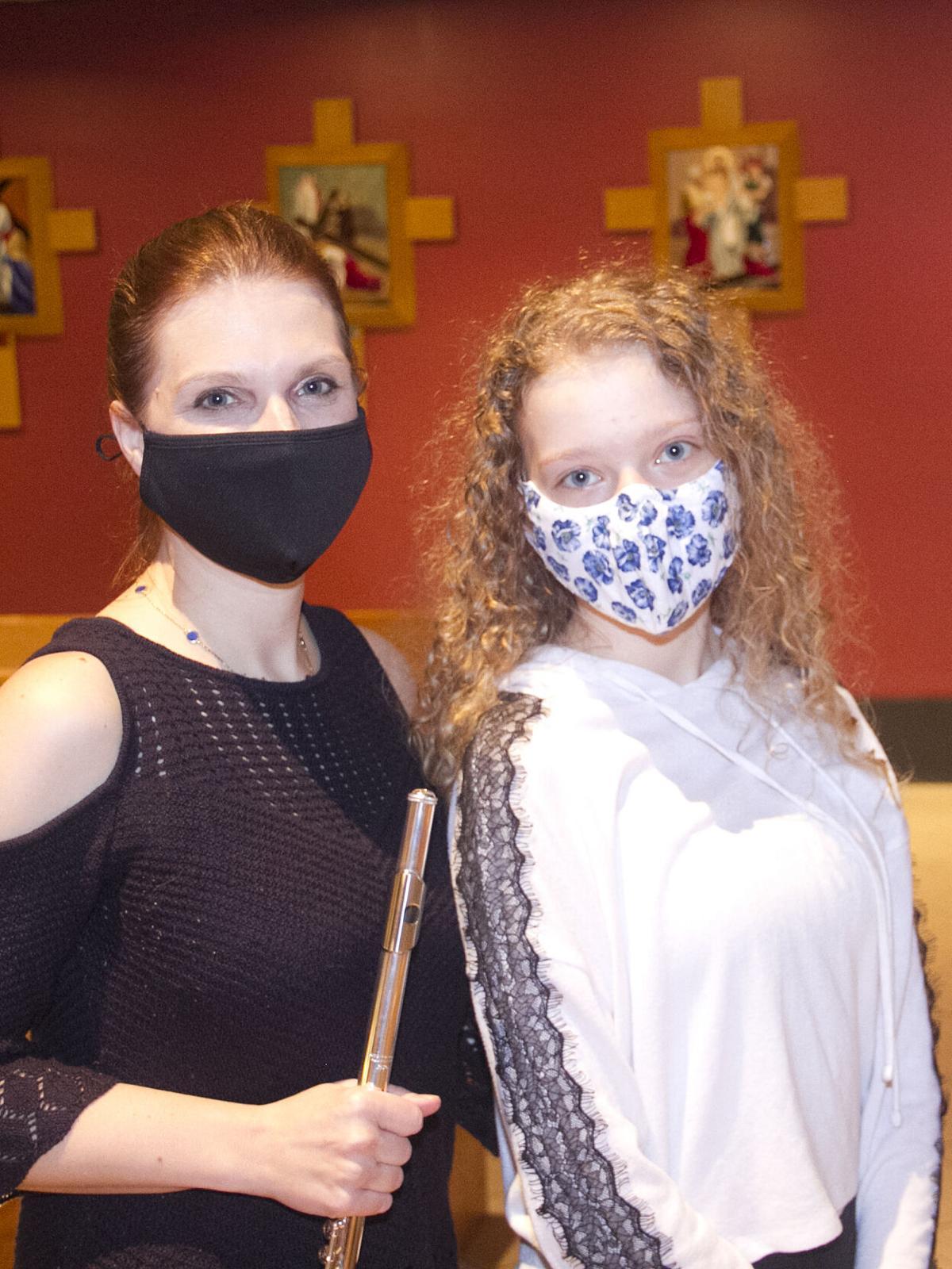 Julie and Clara McGough