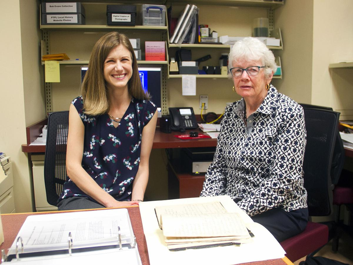 Carolyn Friedrich and Margaret Deitzer