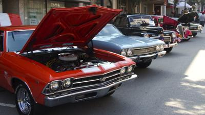 Classics On Main: Car owners share stories during Washington show