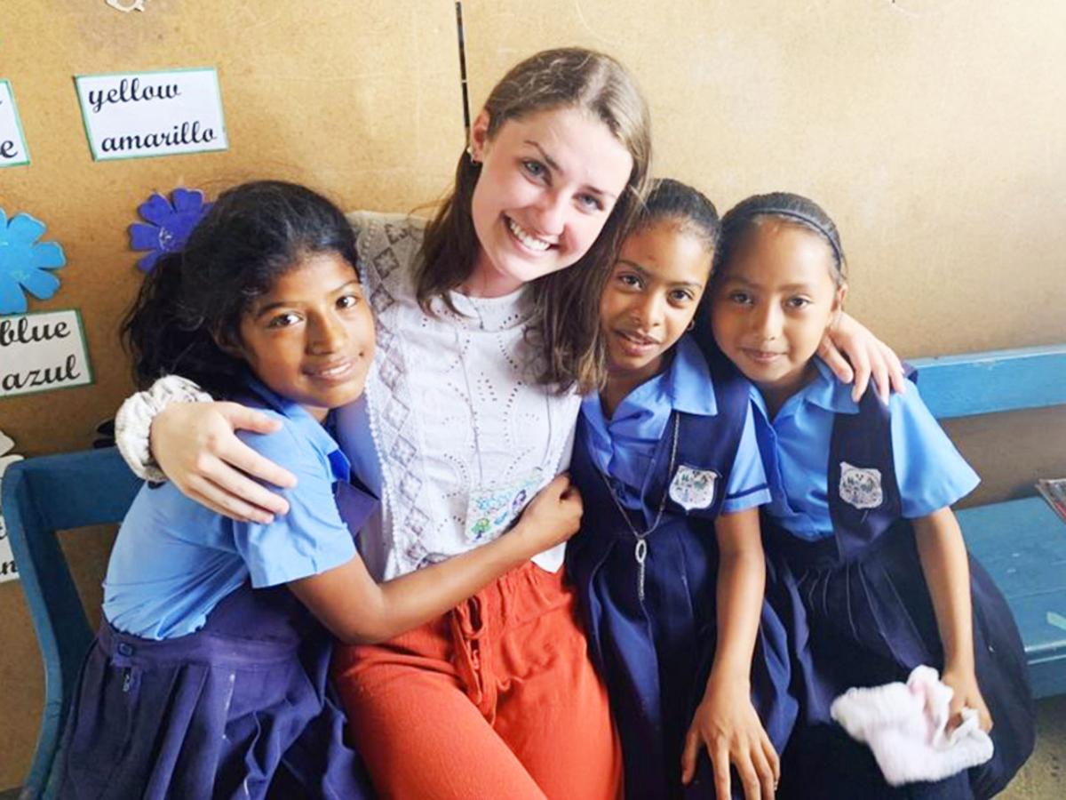 Elle Snyder Belize