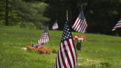 Volunteers honor veterans at Peters Township cemetery