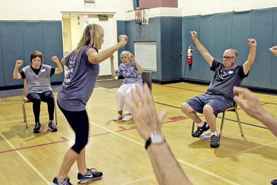 Exercise program at Upper St. Clair church addresses Parkinson's symptoms