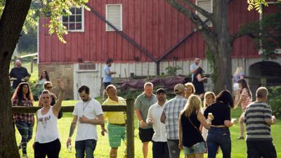 Severe weather spares Barnyard Beer Benefit in Upper St. Clair