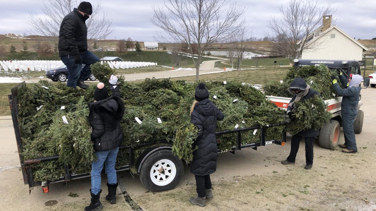 Goodbye wreaths