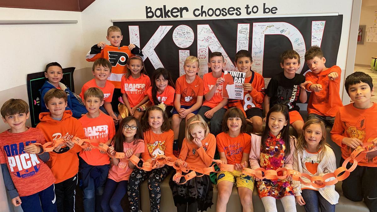Baker students