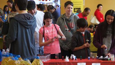 Mt. Lebanon High School hosts World's Largest Matt's Maker Space