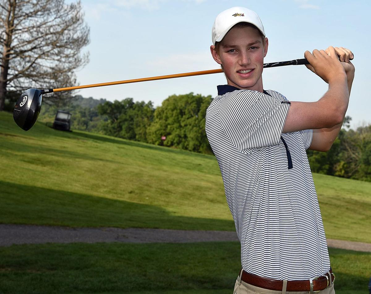 Peters Township golfer qualifies for amateur championships
