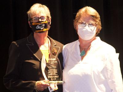 Vicki Flotta and Pam Dobos