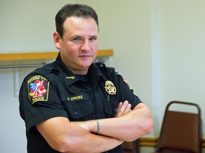 Officer Gary Orosz