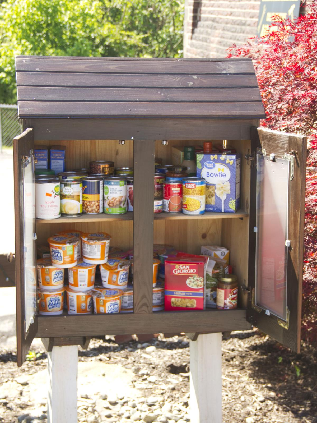 Little Free Pantry