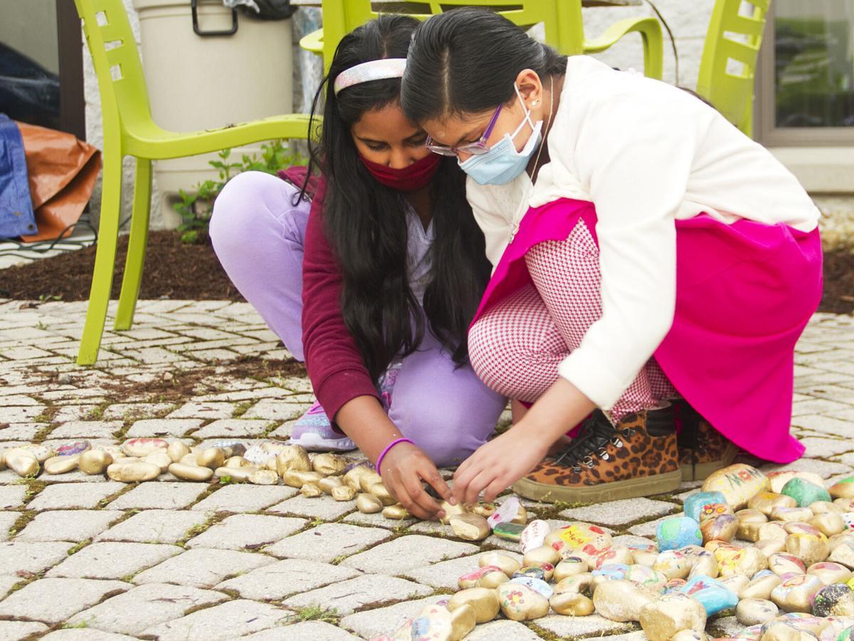 Sana Motlakunta and Lakshmi Sragvi