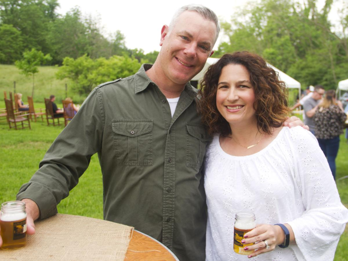 Scott and Heather Ziegler