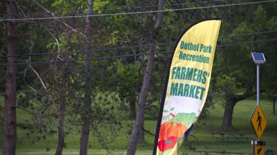 'This is a festival, essentially': Farmers' market season starts in Bethel Park