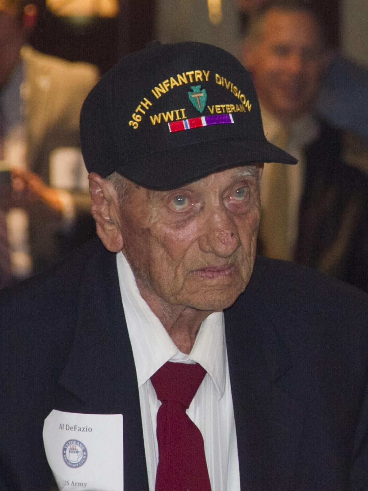 Veterans Breakfast Club honors those who served in World War