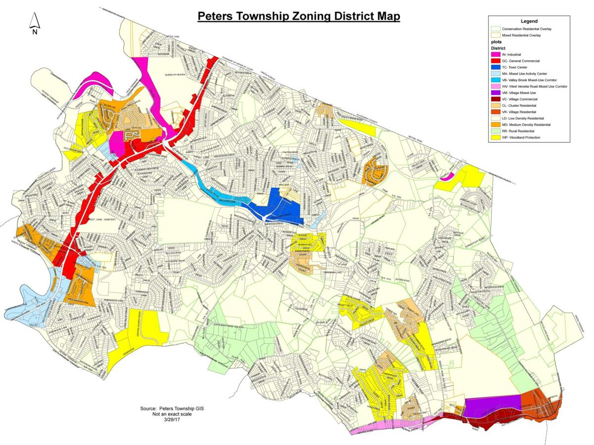 Public hearing addresses proposed new Peters Township zoning