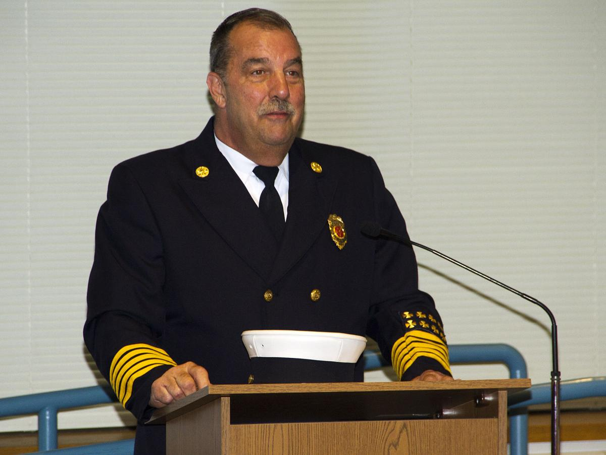 Fire chief retires after 37 years in Peters Township | News