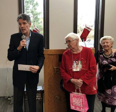 Bethel Woman's Club donates $10,000