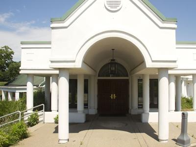 Rolling Hills clubhouse