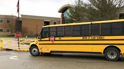 Upper St. Clair bus