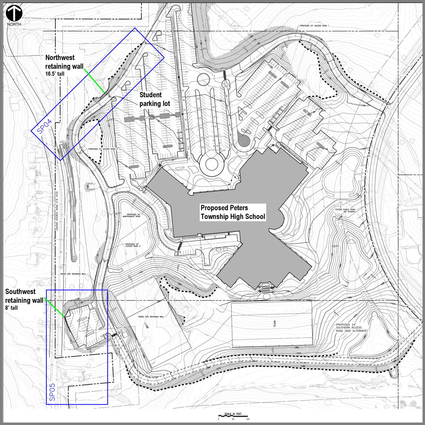 Peters Township Council approves measures toward new high