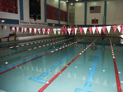 Peters pool