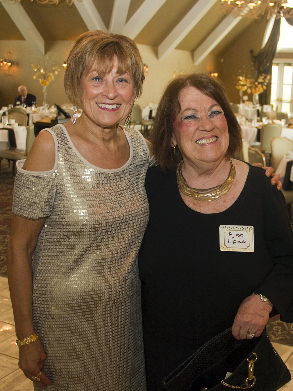 Paula Bongiorno and Rose Liptak