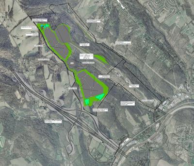 Autonomous track site