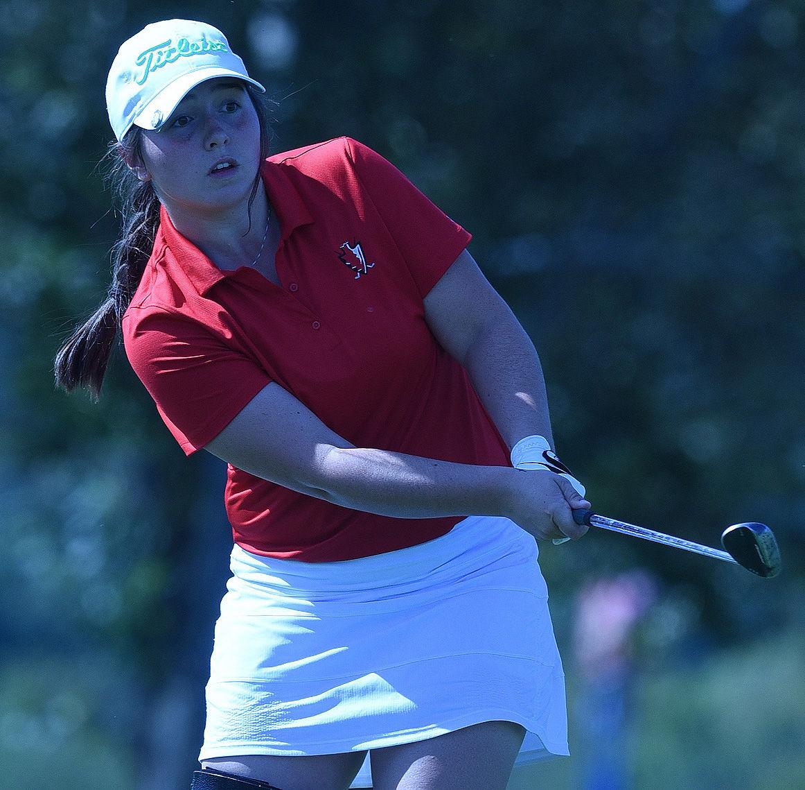 WPIAL Qualifier | Girls golf, Trafford, Golfer