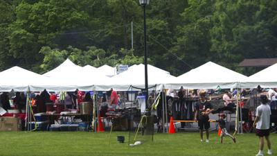 Weather cooperates for Community Day in Upper St. Clair