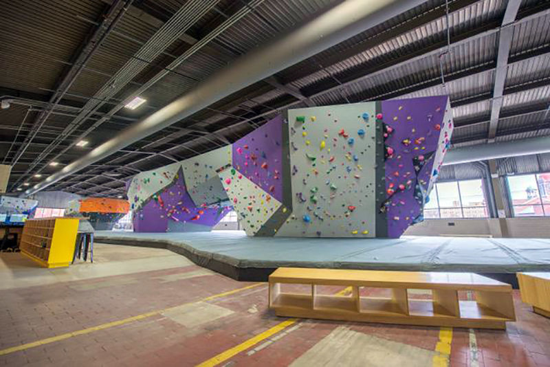 Rock-climbing facility targeted for Newbury in 2020