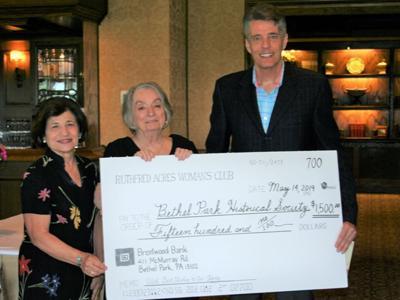 Bethel Park donation
