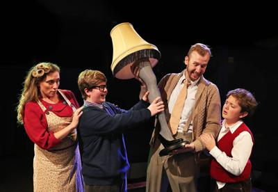 'A Christmas Story, The Musical'