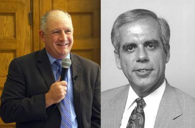 Dan Miller and Tony Coelho
