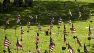Veterans give perspectives during Memorial Day Remember and Honor Service