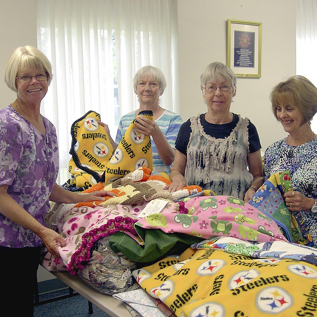 Linus Blankets provide comfort to those in distress | News