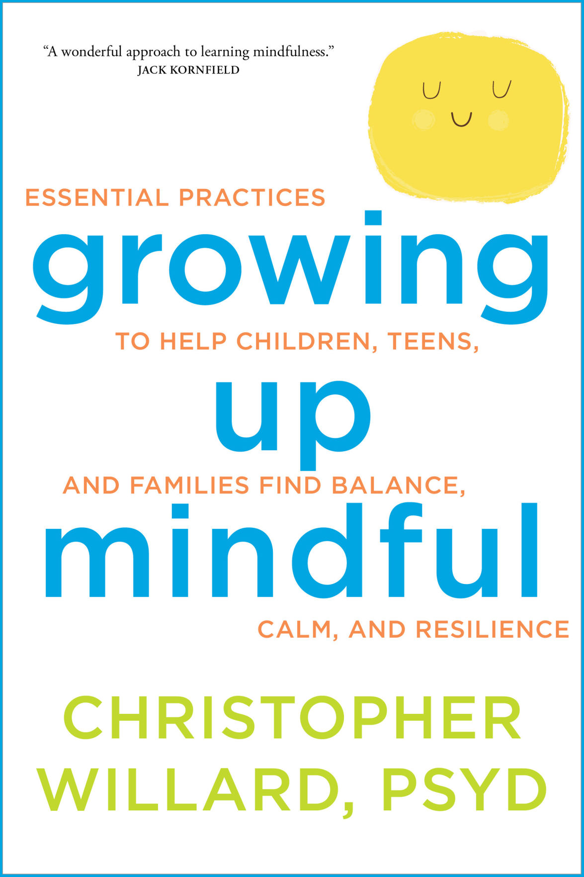 Growing Up Mindful cover