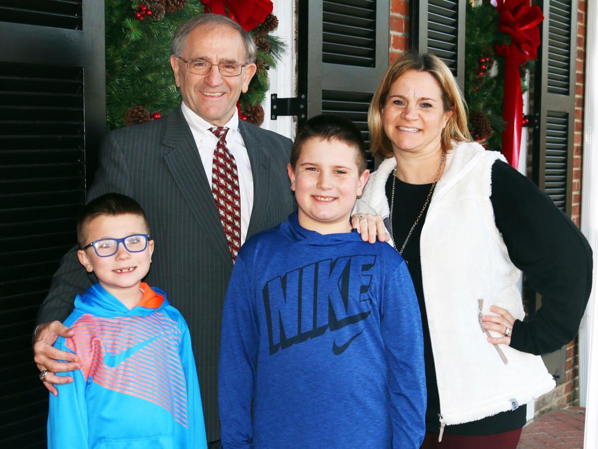 Edward Morascyzk and family