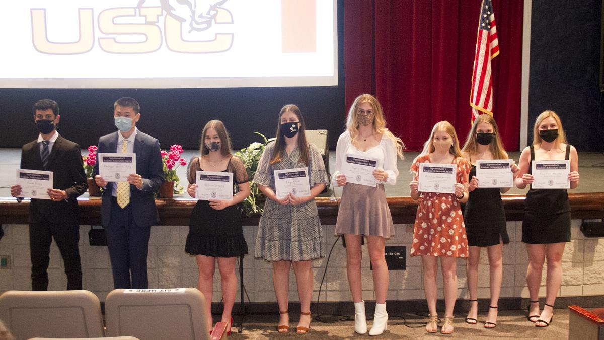 USC academic achievement