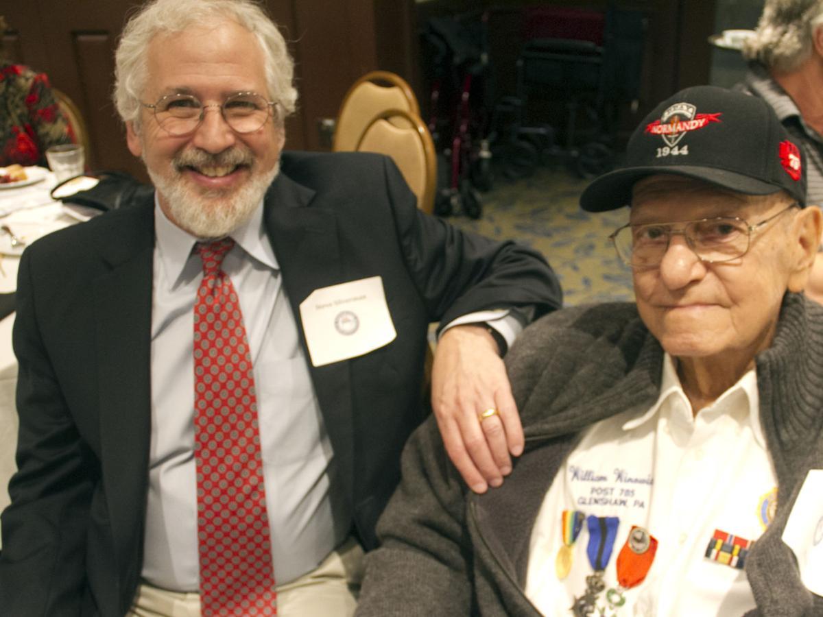 Steve Silverman and Bill Winowich
