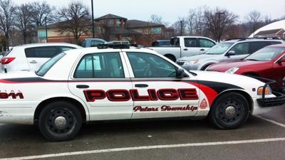 Peters Township police vehicle