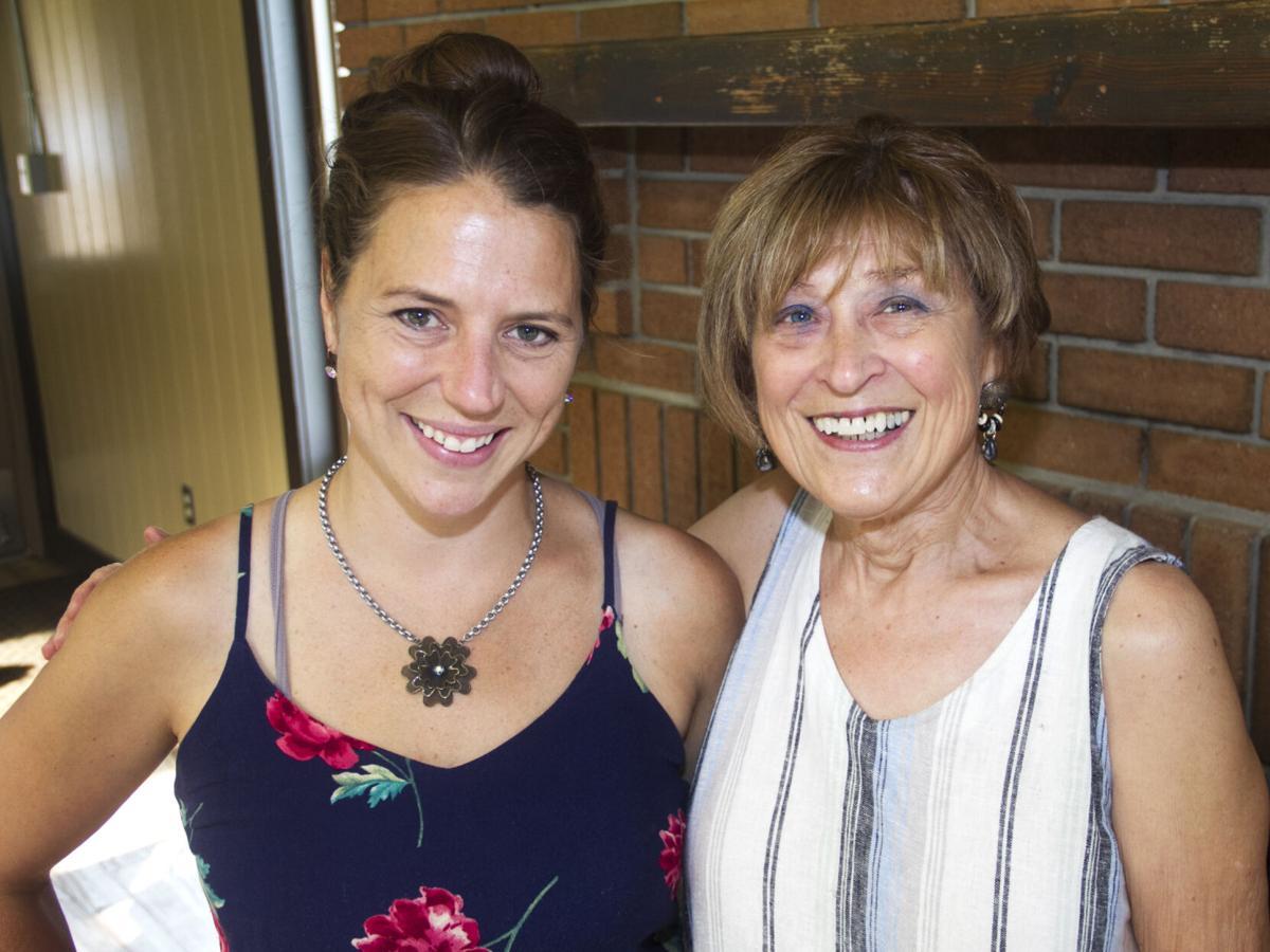 Liz Kanche and Paula Bongiorno