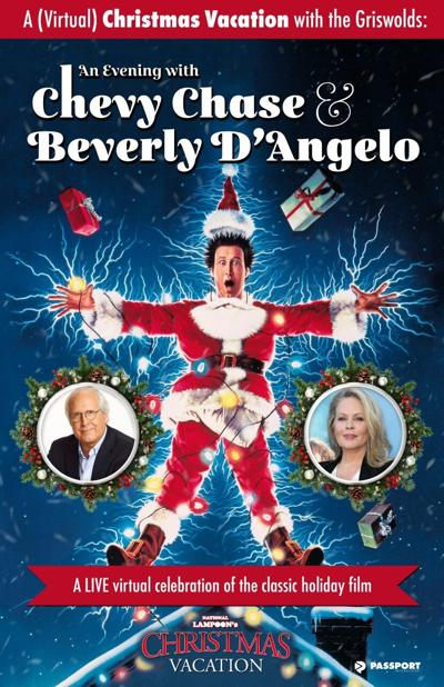 An Evening With Chevy Chase & Beverly D'Angelo