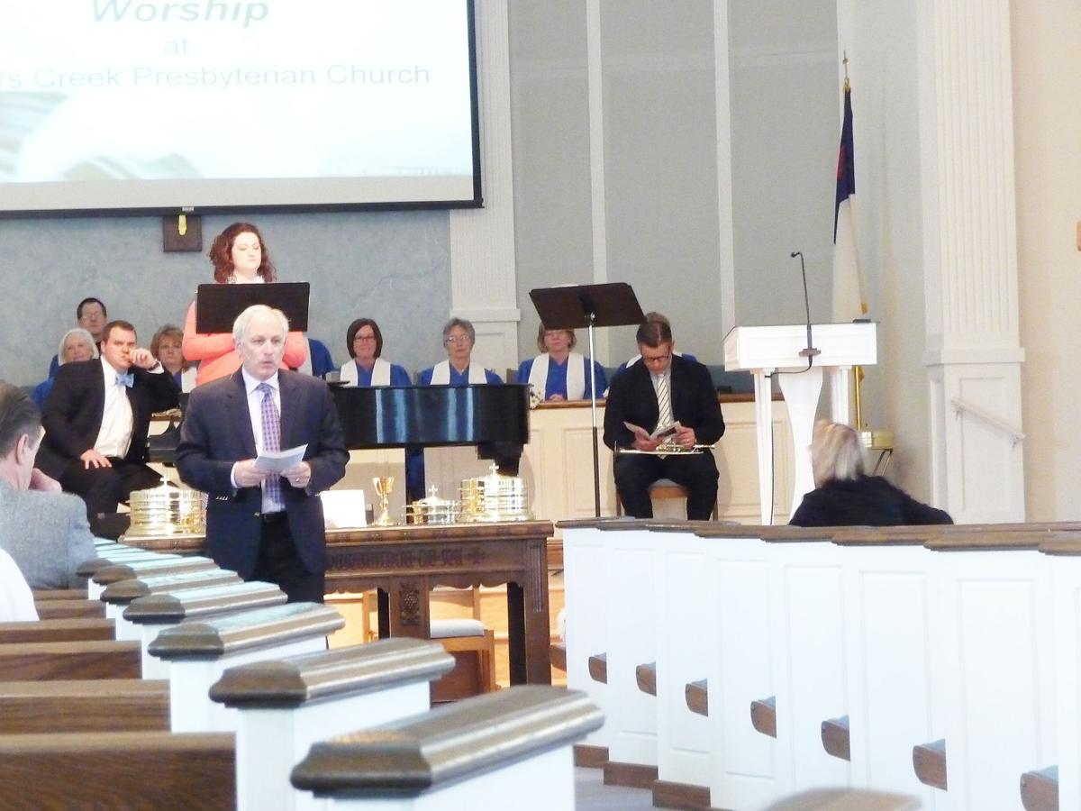 Group holds final service at Peters Creek church | News