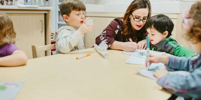 Preschool teacher in Mt. Lebanon earns national honor
