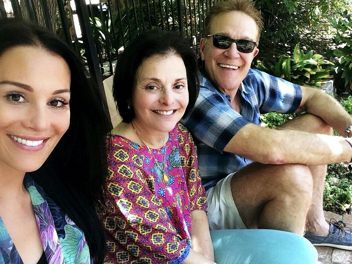 World travel for television all in a day's work for Christina Cindrich